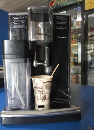 Кофе- машина SAECO Incanto.