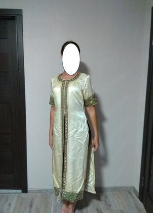 Женская туника-сари с Индии