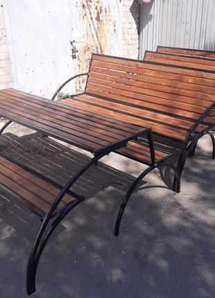 Лавка-стол Трансформер