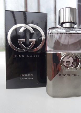 Gucci Guilty Pour Homme_Оригинал EDT_5 мл затест туал.вода
