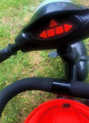 Детский трехколесный велосипед Neo 4