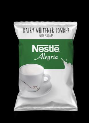 Сухое молоко сливки вершки Нестле Nestle Alegria  Buondi gold
