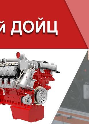 Ремонт двигателей Дойц Deutz