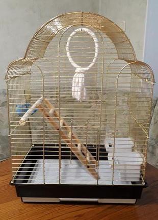 Клетка для попугаев, канареек