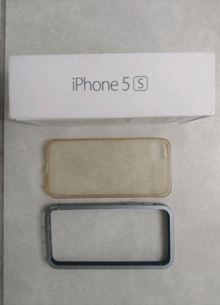 Чехол, бампер iphone 5, 5s