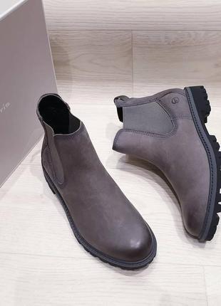 Tamaris - натуральные ботинки - челси