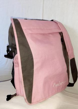 Легкая многокамерная сумка для ручной клади