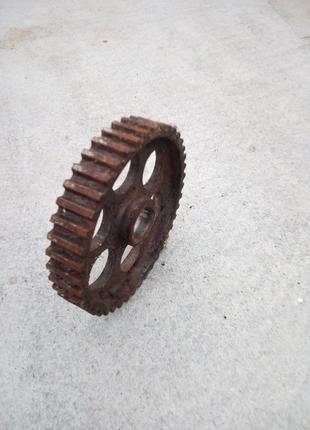 Шестерня ГРМ ВАЗ 2108-15 с выроботкой на шлицу (на металл)