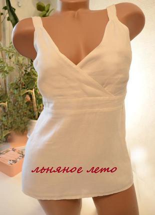 Блуза лен gap индия,брендовые вещи, обувь в летней распродаже!...