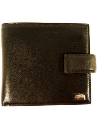 Портмоне, кошелек мужской petek 1719 натуральная кожа, наличие