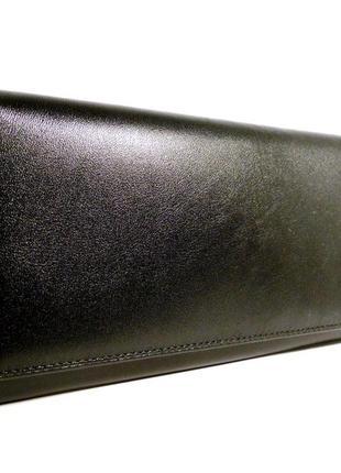 Кошелек кожаный, портмоне, купюрник petek 1705 мужской/женский
