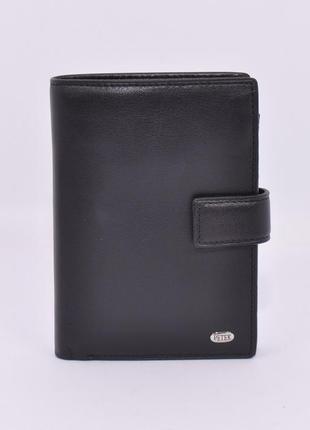 Кожаный кошелек мужской, портмоне petek 1701