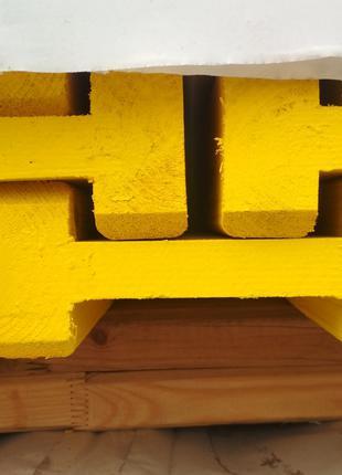 Балка Н20 деревянная без наконечника для опалубки перекрытий