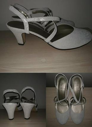 Босоножки 43-44 р туфли большого размера