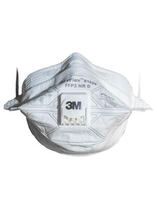 Маска дыхательная,  респиратор 3М  3MVFLEX 9162E (оптом от 15 шт)