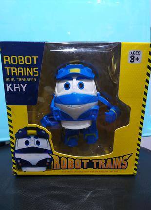Робот-поезд