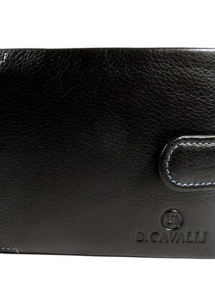 Портмоне, кошелек мужской кожаный b. cavalli 459