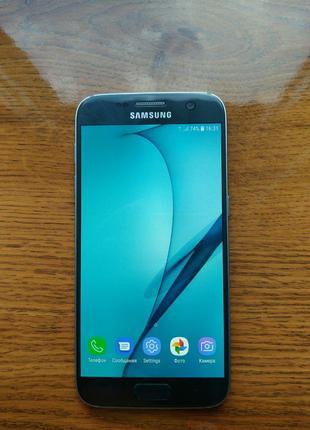 Samsung Galaxy S7 Black на Snapdragon 820