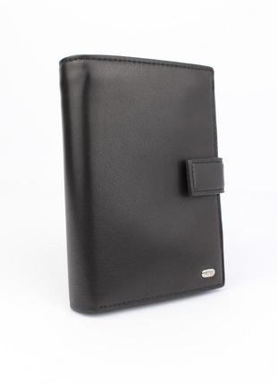 Кожаный мужской кошелек, портмоне petek 1718 документы