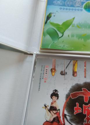 Шедевры Китайской Музыки (набор подарочных CD) Made in Germany
