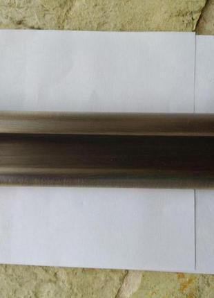 Меблева ручка антична бронза 135 мм.