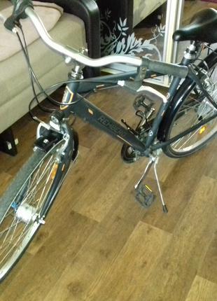 Велосипед REHBERG 28 колеса,Германия 2 шт,свет от динами в колесе