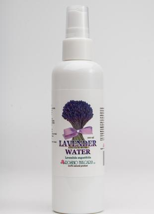 100мл Лавандовая вода гидролат(Lavandula angustifolia)из Болгарии