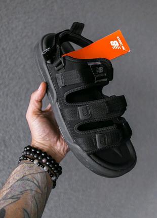 "Сандалии New Balance Sandals ""Black"""