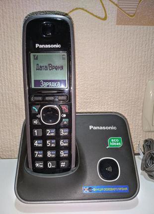 Беспроводной телефон Panasonic KX-TG6611UA