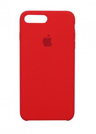 Чехол Silicone case (AAA) для Apple iPhone 7 plus / 8 plus