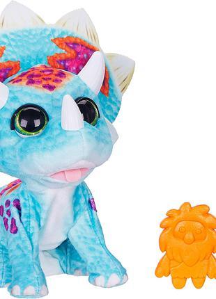 Интерактивный динозавр FurReal Hoppin Topper оригинал Hasbro США