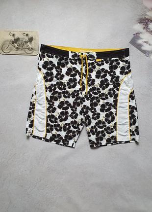 Мужские пляжные шорты р.l topman