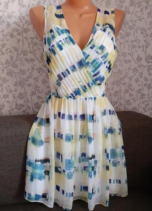 Стильное летнее платье armani exchange
