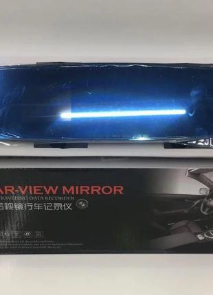 Зеркало-видеорегистратор Rear-View Mirror DVR 138W 3,8 Подробнее: