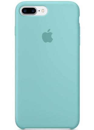 Чехол Silicone Case (AA) для Apple iPhone 7 plus / 8 plus