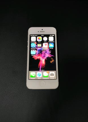 Apple iPhone 5 Space Grey16gb