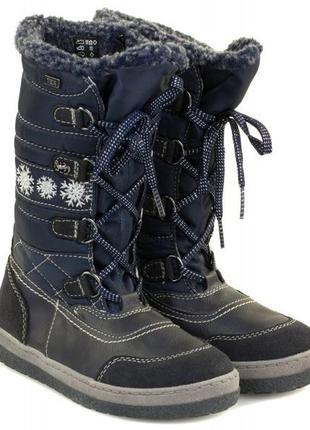 Зимние сапожки lurchi– серия детской обуви бренда salamander, ...