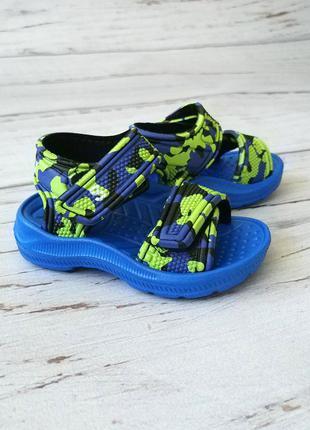 Детские аквашузы/летние босоножки для мальчиков