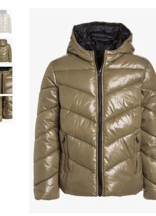 Зимняя куртка для девочки sisley италия 170см, оригинал