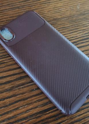 Мягкий силиконовый чехол для Xiomi 7А