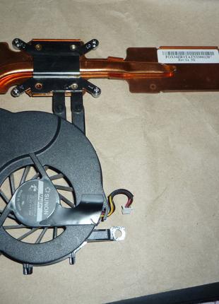 система охлаждения для ноутбука fox34zr1tatn