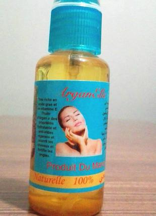 Арганова олія, Аргановое масло виробник Марокко