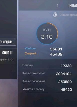 Персональний тренер по Стандофф2