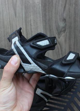 Сандалии босоножки adidas на липучке 38-39 размер