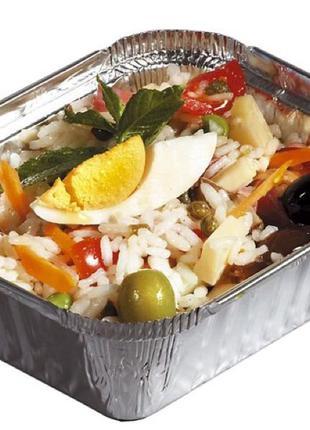 Алюминиевые пищевые лотки,контейнеры  от производителя
