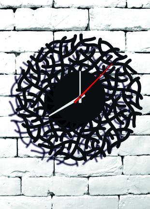 Настенные ажурные часы из дерева,лофт,панно,декор