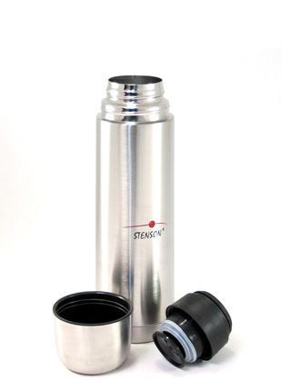 Термос туристичний з ручкою 0,75 л Stenson MT-0180