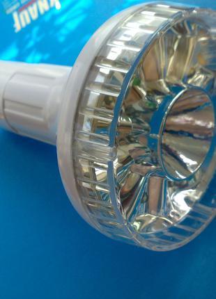 Ліхтар-лампа на акумуляторі