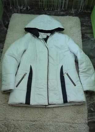 Зимова курточка 54 р., потрібно замінити замочок.
