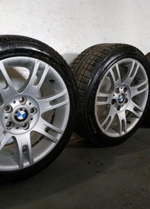 Диски R17 BMW M-style97 БМВ е36 е46 е83 е90 е91 Разноширокие 5...